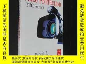 二手書博民逛書店Single-Camera罕見Video ProductionY