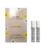 ◆2入組◆ Marc Jacobs Eau So Fresh 清甜雛菊女性淡香水 1.2ml 試管香