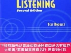 二手書博民逛書店Expanding罕見Tactics For ListeningY255174 Andy London Oxf