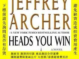 二手書博民逛書店Heads罕見You WinY256260 Jeffrey Archer St. Martin s Press
