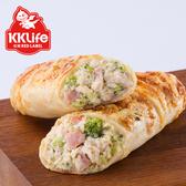 【KK Life-紅龍】美式起司雞肉捲 (180g/條;1條/包)