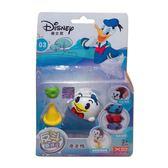 Disney XQ 反斗疊轉車 陀螺車迪士尼唐老鴨TOYeGO 玩具e哥