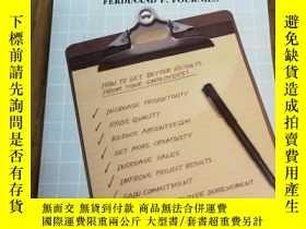 二手書博民逛書店Coaching罕見for Improved WorkY1280