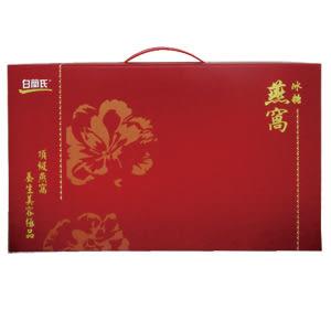 【白蘭氏】冰糖燕窩禮盒 70g*5入/盒