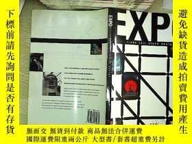 二手書博民逛書店Expo:罕見trade fair stand desig(博覽