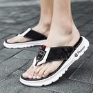 人字拖男鞋2021新款拖鞋夏季室外防滑涼鞋潮流個性外穿夾腳涼拖男 依凡卡時尚