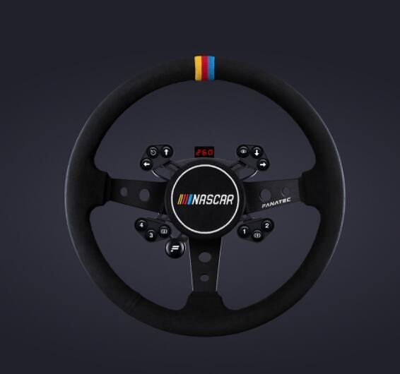 [2美國直購] fanatec 方向盤 ClubSport Steering Wheel NASCAR V2