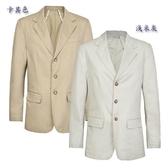 歐美美系純棉商務休閒修身西裝男裝西服加肥加大版寬鬆單西 麥琪精品屋