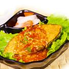 鮮味雪餘-歐美配方(800g/切片)_ 愛家非基改純淨素食 全素鱈魚排 純素料理 素排餐 安心素料 素魚