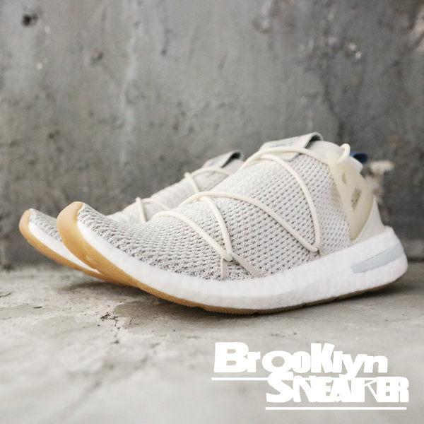 san francisco 36892 4cc38 Adidas Arkyn Primeknit Boost 米白編織襪套女(布魯克林) 20188