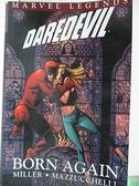 【書寶二手書T3/原文小說_FLP】Daredevil Legends: Born Again v. 2_Frank Miller