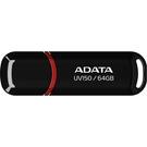 隨身碟 ADATA UV150 USB 3.1 64GB 隨身碟 黑