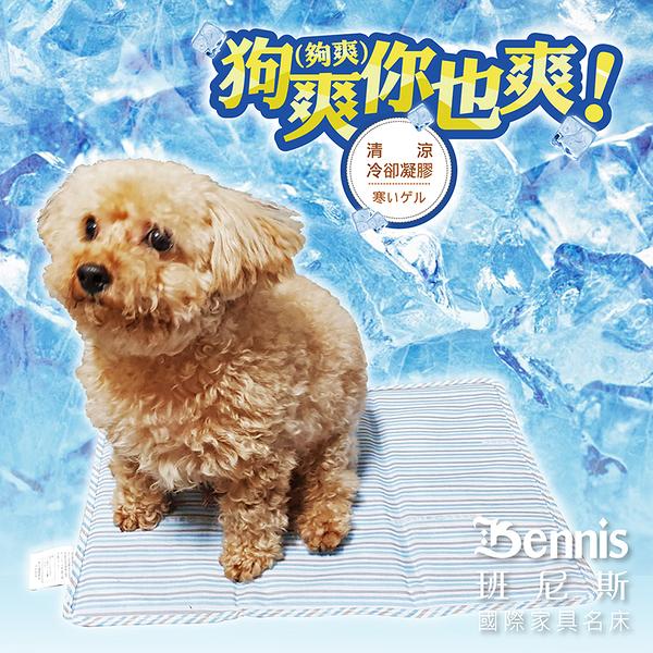 【班尼斯國際名床】~冰Cool降溫↓‧清涼凝膠降溫坐墊!涼墊!冰墊!