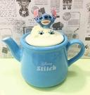 【震撼精品百貨】Stitch_星際寶貝史迪奇~造型茶壺附慮網*24617