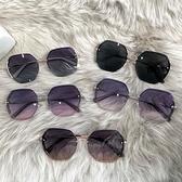 墨鏡 2021年新款ins墨鏡女偏光太陽眼鏡GM韓版潮圓臉防紫外線大臉顯瘦 風尚