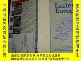 二手書博民逛書店lonely罕見planet:Eastern EuropeY22