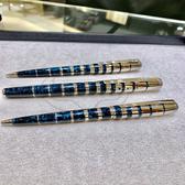 MONT BLANC 文學家 限量筆 3支一套 蕭伯納套筆 鋼筆.自動鉛筆.原子筆 MP102392