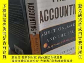 二手書博民逛書店Final罕見Accounting: Ambition, Gre