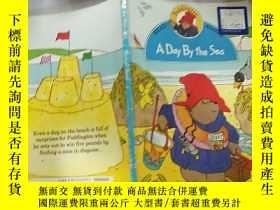 二手書博民逛書店A罕見Day By the Sea:海邊的一 天Y200392
