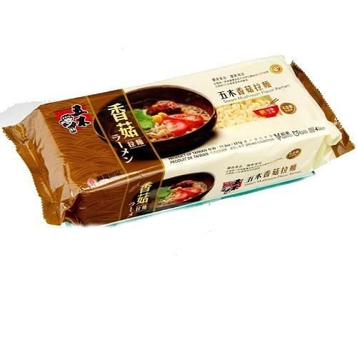 五木香菇拉麵321g【愛買】