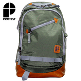 PROTEST 男 後背包 (灰綠色) BAG