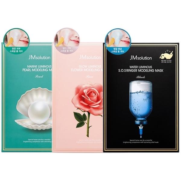 韓國 JMsolution 軟膜(5入盒裝) 款式可選 【小三美日】 果凍/凝膠/面膜 原價$139
