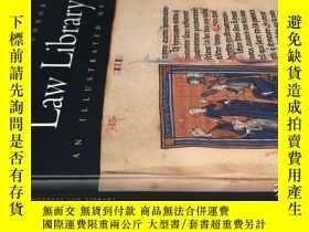 二手書博民逛書店LIBRARY罕見OF CONGRESS Law Library