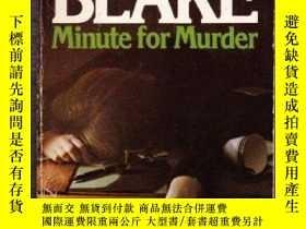 二手書博民逛書店Minute罕見For MurderY364682 Nicholas Blake Harpercollins