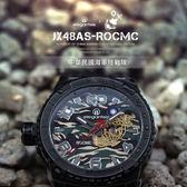 【萬年鐘錶】elegantsis 823砲戰紀念 中華民國海軍陸戰隊-限量機械 ELJX48AS-LVTP5-MA