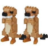 《 Nano Block 迷你積木 》NBC_309草原犬鼠 / JOYBUS玩具百貨