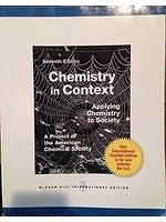 二手書博民逛書店《Chemistry in Context》 R2Y ISBN: