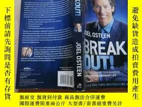 二手書博民逛書店Break罕見out!: Five Ways to Go Beyond Your Barriers and Liv