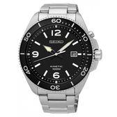 SEIKO 飆風戰士人工動能簡約男腕錶/5M82-0AY0D(SKA747P1)