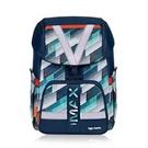 Tiger Family MAX 酷玩系列 超輕量護脊書包-幾何冰藍 NO.H3508