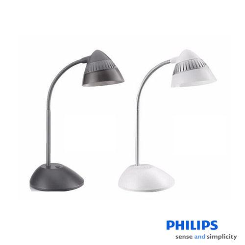 【飛利浦PHILIPS】 酷昊 LED 檯燈 70023 黑/白