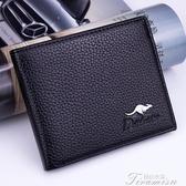 錢包男-錢包男短款 男士橫款皮夾 青年超薄駕駛證錢夾學生軟皮票夾潮特價 提拉米蘇
