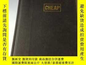 二手書博民逛書店CHEAP:罕見The high cost of discount culture 廉價:折扣文化的驚人代價Y