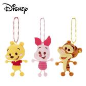 【日本正版】Disney Toy Company 螢幕擦吊飾 擦擦吊飾 螢幕擦 小熊維尼 跳跳虎 214561 214578 214585