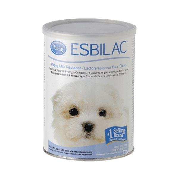 【寵愛家】PetAg美國貝克 賜美樂Esbilac Powde頂級犬用奶粉340g