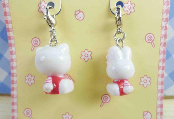 【震撼精品百貨】Hello Kitty 凱蒂貓~KITTY限定版吊飾拉扣-兔子
