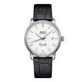 【僾瑪精品】MIDO 美度 BARONCELLI 永恆系列 III 機械腕錶 (M0274071601000)