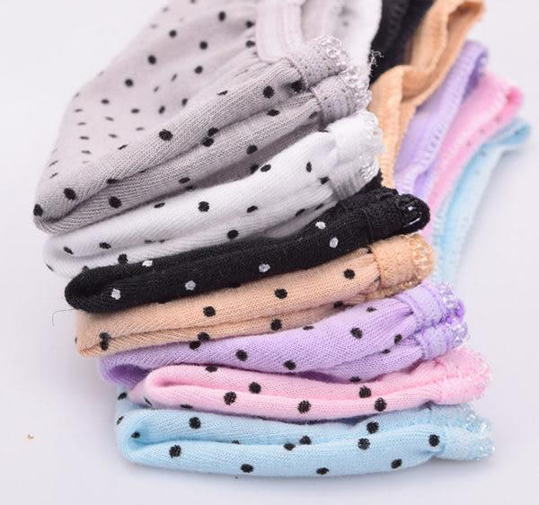 襪子【FSW003】糖果色點點隱形短襪 隱形短襪  SORT