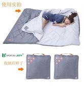 睡袋 四季室內羽絨純棉出差賓館旅遊情侶三人雙人衛生成人睡袋戶外