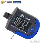 車胎檢測器米其林無線胎壓計高精度數顯檢測汽車輪胎磨損壓力錶監測器YJT 交換禮物