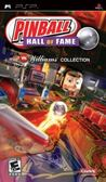 PSP Pinball Hall of Fame: The Williams Collection 彈珠台名人:威廉姆斯(美版代購)