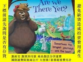 二手書博民逛書店Are罕見We There Yet(英文原版)Y306991 Melanie Joyce 尼爾出版公司 出版