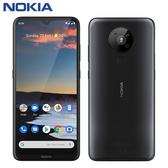 Nokia 5.3 6.55吋四主鏡頭智慧型手機(6G/64G)-黑【愛買】