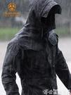 登山服 戶外沖鋒衣男三合一兩件套可拆卸秋冬防水風衣M65戰術外套登山服 博世