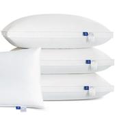 限定款枕頭 五星級酒店全棉枕頭枕芯羽絲絨護頸枕頭成人單人學生jj