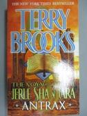 【書寶二手書T3/原文小說_NNW】Antrax_Brooks, Terry
